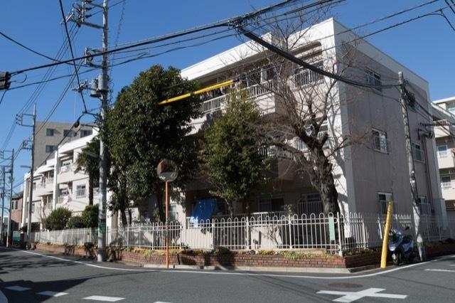 中銀世田谷マンシオン2号館の外観