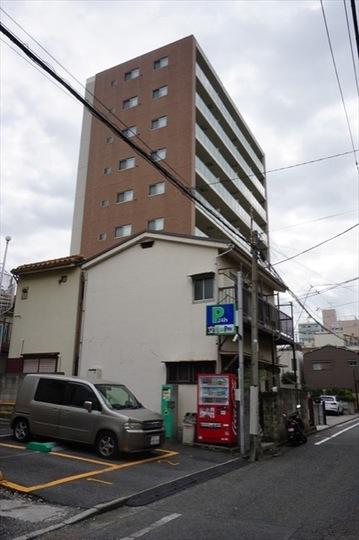 スタジオデン横濱大通り公園の外観