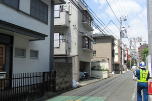 グリーンマンション(新宿区)の外観
