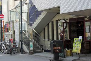 永谷テイクエイトのエントランス