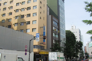 新宿三光町ハイムの外観