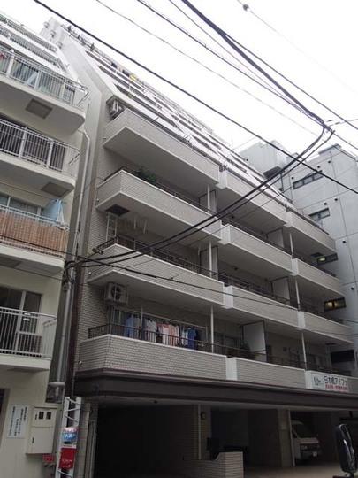 中銀日本橋浜町マンシオン