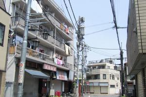 新宿コーポ2号館の外観