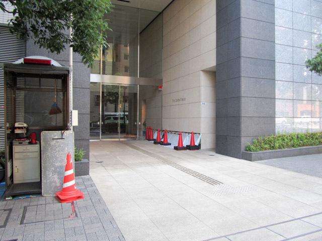 ザセンター東京のエントランス