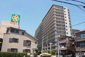 東京フォレストミッドガーデンシティザテラスの外観