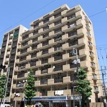 ライオンズマンション早稲田正門通り