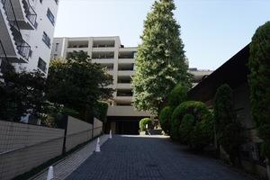 パークハウス麻布霞町の外観