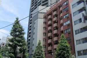 新宿ダイカンプラザ756の外観