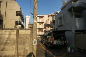 ペガサスマンション渋谷本町第2の外観