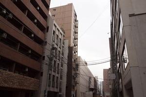 メインステージ東神田2の外観