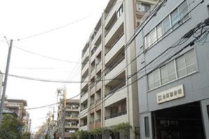 レクセル錦糸町シティの外観