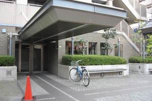 東急ドエルアルス浅草アクトタワーのエントランス