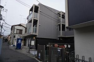 アクア東京ノースシティの外観