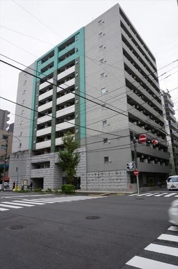 グランドガーラ横浜万世町の外観