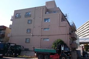 ライオンズマンション多摩川六郷の外観