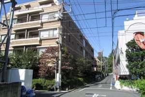 中野富士見町パークハウスの外観