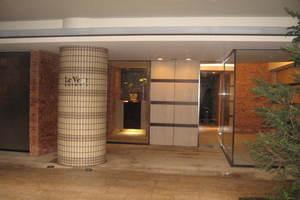 レベント高円寺のエントランス