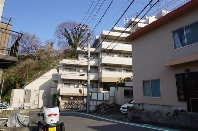 藤和シティコープ西横浜の外観