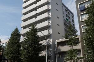 シャンボール新高円寺の外観
