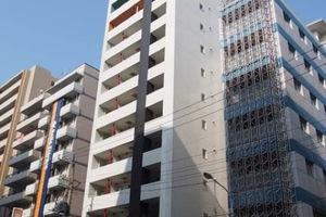 ウィンシティ上野タワーの外観