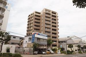 ドラゴンマンション木場弐番館の外観