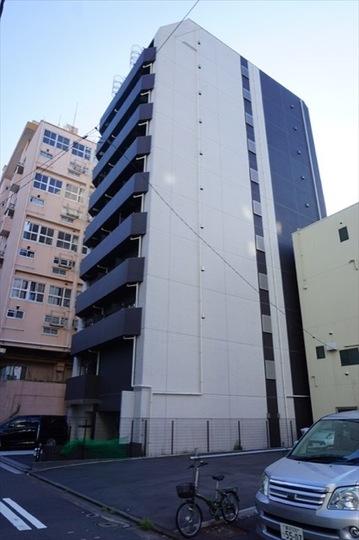 シーネクス横濱阪東橋の外観