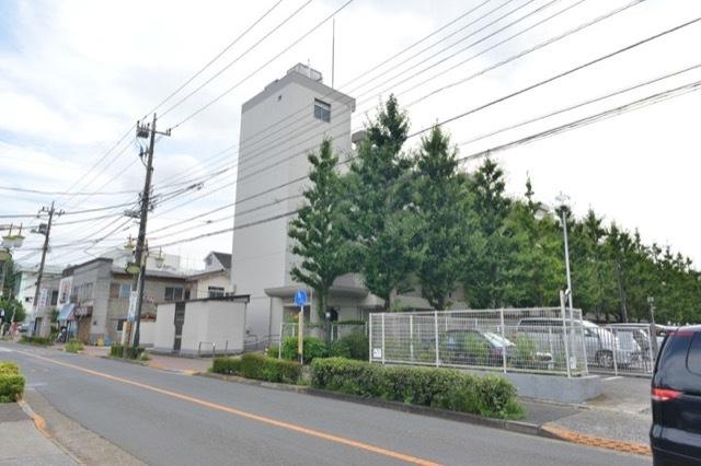 日商岩井第2新小岩マンションB棟の外観