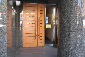 リバーサイドタワー蔵前のエントランス