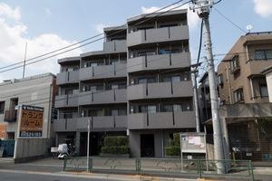 ルーブル下井草弐番館の外観