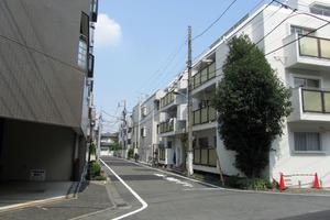 ハウス高田馬場の外観