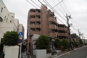 ライオンズマンション桜台第5の外観