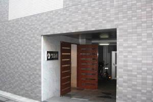 アーバイル文京本駒込のエントランス