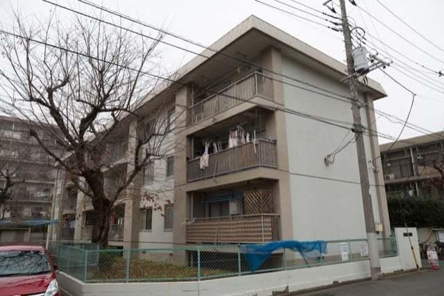 産業住宅協会三鷹第11アパート(A棟・B棟)