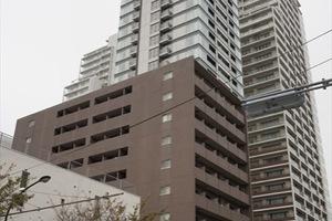 インプレストタワー芝浦エアレジデンスの外観