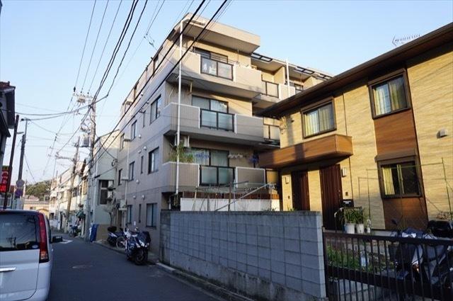 マークミュー横浜阪東橋の外観