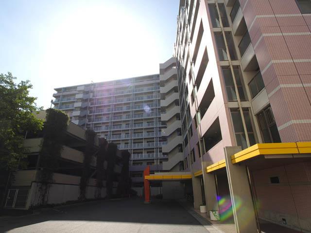 サングランデ桜橋の外観