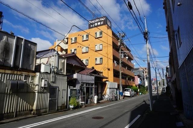ライオンズマンション大前西横浜の外観