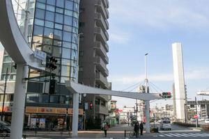 エクセルシオール西新宿の外観