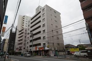 江古田スカイマンションの外観