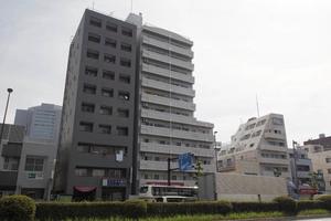 チサンマンション文京千石の外観