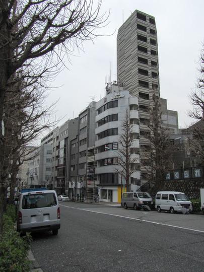 プレミアムキューブジー渋谷神南の外観