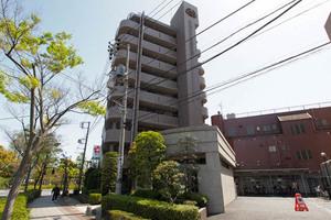 エンゼルハイム元渕江公園の外観