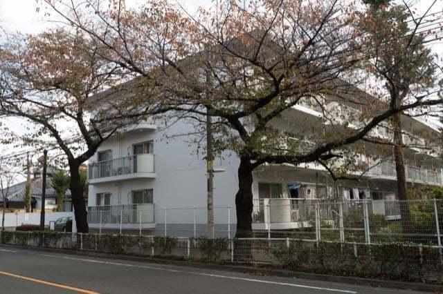 日商岩井吉祥寺マンションの外観