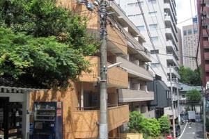 ライオンズマンション西新宿第6の外観