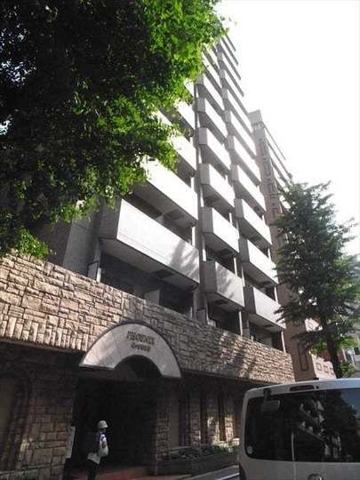 フェニックス幡ヶ谷壱番館の外観