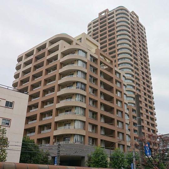 西早稲田パークタワー