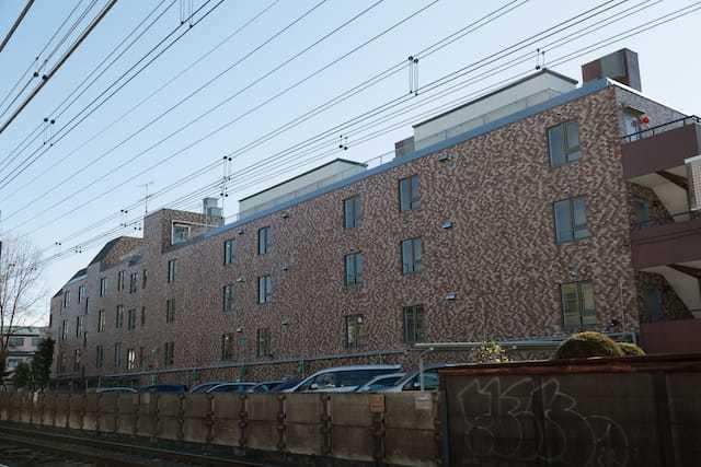 マンション赤堤テラスの画像