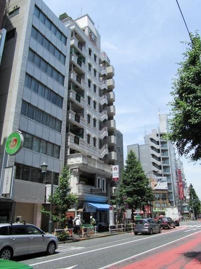 GSプラザ新宿の外観