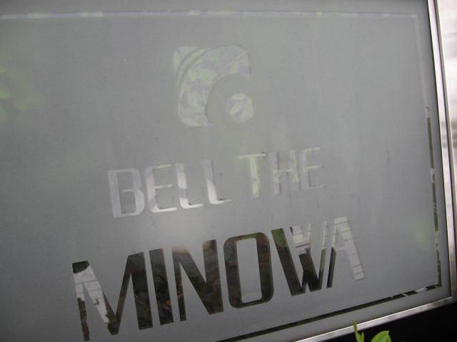 ベルザ三ノ輪の看板