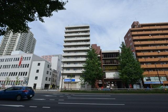 五反田永谷タウンプラザの外観
